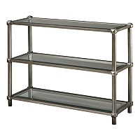 Madison Park Signature Gilda 3-Shelf Console Table