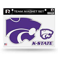Kansas State Wildcats Team Magnet Set