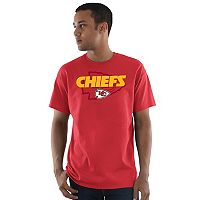 Men's Majestic Kansas City Chiefs Pick Six Tee