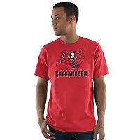 Men's Majestic Tampa Bay Buccaneers Pick Six Tee
