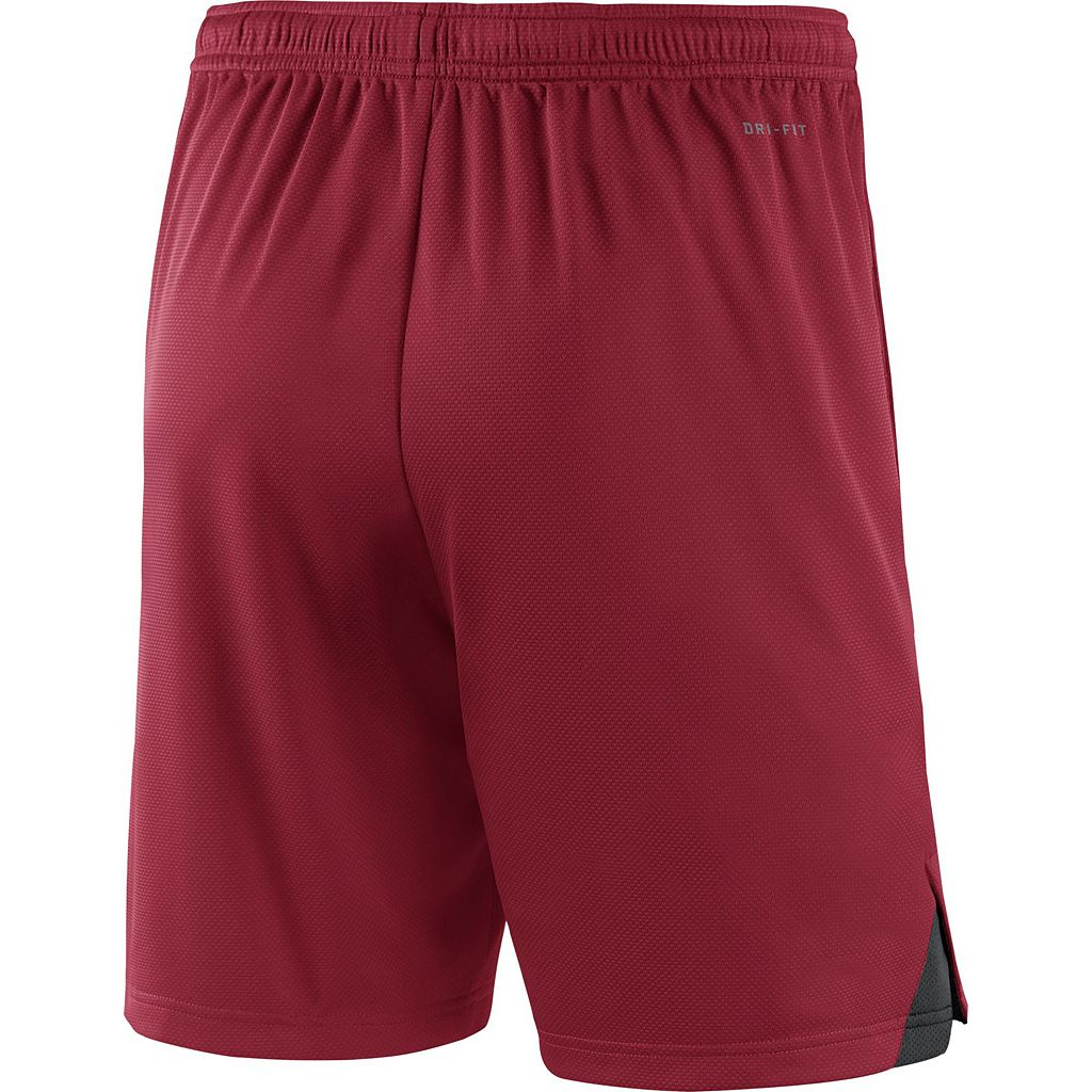 Men's Nike Arizona Cardinals Knit Dri-FIT Shorts