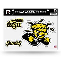 Wichita State Shockers Team Magnet Set