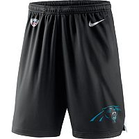 Men's Nike Carolina Panthers Knit Dri-FIT Shorts