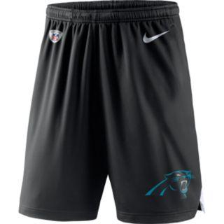 Men's Nike Carolina Panthers Knit Dri-FIT Shorts