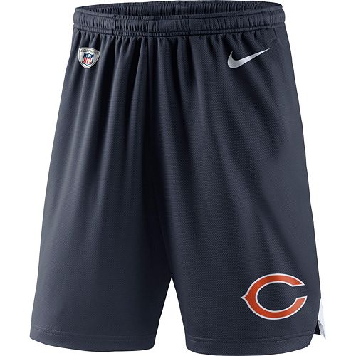 Men's Nike Chicago Bears Knit Dri-FIT Shorts