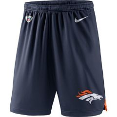 Men's Nike Denver Broncos Knit Dri-FIT Shorts