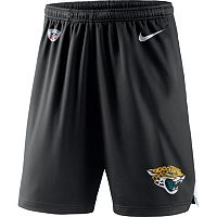 Men's Nike Jacksonville Jaguars Knit Dri-FIT Shorts