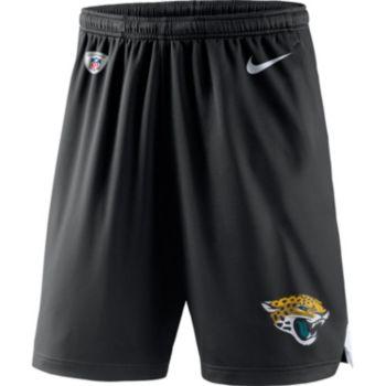 Men's Nike Jacksonville Jaguars Knit Dri-FIT Shorts