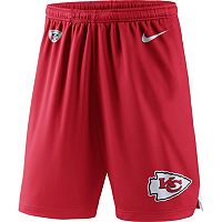 Men's Nike Kansas City Chiefs Knit Dri-FIT Shorts