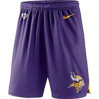 Men's Nike Minnesota Vikings Knit Dri-FIT Shorts