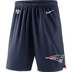 Men's Nike New England Patriots Knit Dri-FIT Shorts