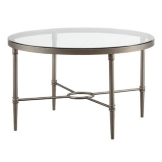 Madison Park Signature Bentley Round Coffee Table