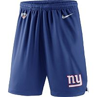 Men's Nike New York Giants Knit Dri-FIT Shorts