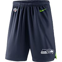 Men's Nike Seattle Seahawks Knit Dri-FIT Shorts