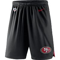 Men's Nike San Francisco 49ers Knit Dri-FIT Shorts