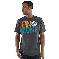 Men's Majestic Miami Dolphins Safety Blitz Tee