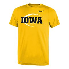 Boys 8-20 Nike Iowa Hawkeyes Legend Icon Tee