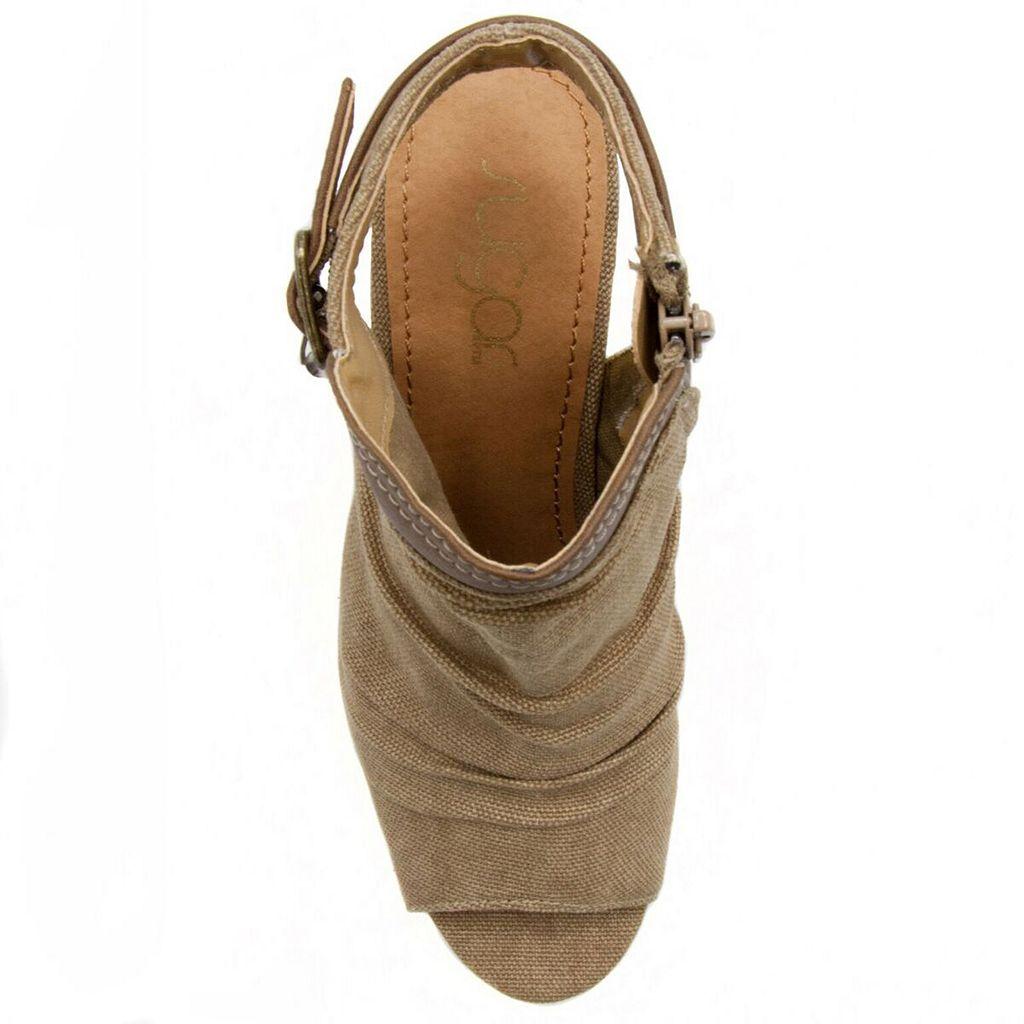 sugar Krazy Women's Wedge Sandal