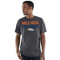 Men's Majestic Denver Broncos Safety Blitz Tee