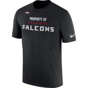 Men's Nike Atlanta Falcons Property Of Tee