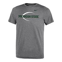 Boys 8-20 Nike Michigan State Spartans Legend Icon Tee