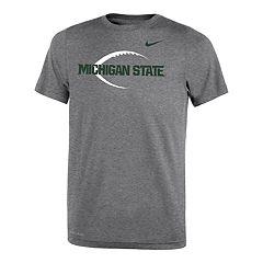 Boys 8-20 Nike Michigan State Spartans Legend Icon Tee