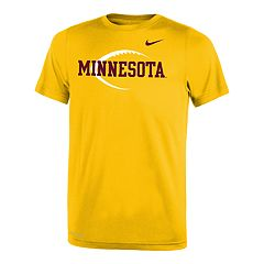 Boys 8-20 Nike Minnesota Golden Gophers Legend Icon Tee