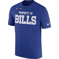 Men's Nike Buffalo Bills Property Of Tee