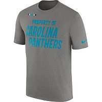 Men's Nike Carolina Panthers Property Of Tee