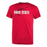 Boys 8-20 Nike Ohio State Buckeyes Legend Icon Tee