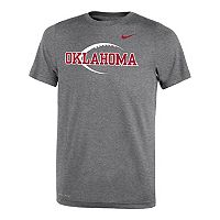 Boys 8-20 Nike Oklahoma Sooners Legend Icon Tee