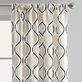 Window Curtainworks 1-Panel Morocco Window Curtain
