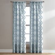 Window Curtainworks 1-Panel Morocco Window Curtain