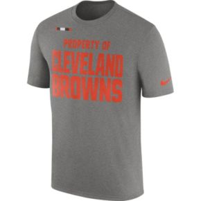 Men's Nike Cleveland Browns Property Of Tee