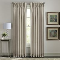 Curtainworks Sandy Cancun Inverted Pleat Curtain