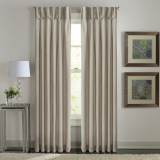 Window Curtainworks Sandy Cancun Inverted Pleat Window Curtain