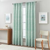 Window Curtainworks Textured Fossil Window Curtain