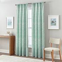 Curtainworks Textured Fossil Curtain
