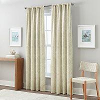 Window Curtainworks Textured Fossil Window Curtain