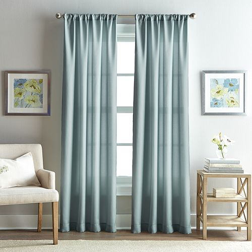 Curtainworks 2-pack Fiona Window Curtains