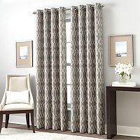 Window Curtainworks Trellis Gateway Room Darkening Window Curtain