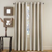 Window Curtainworks Vertical Veranda Striped Room Darkening Window Curtain