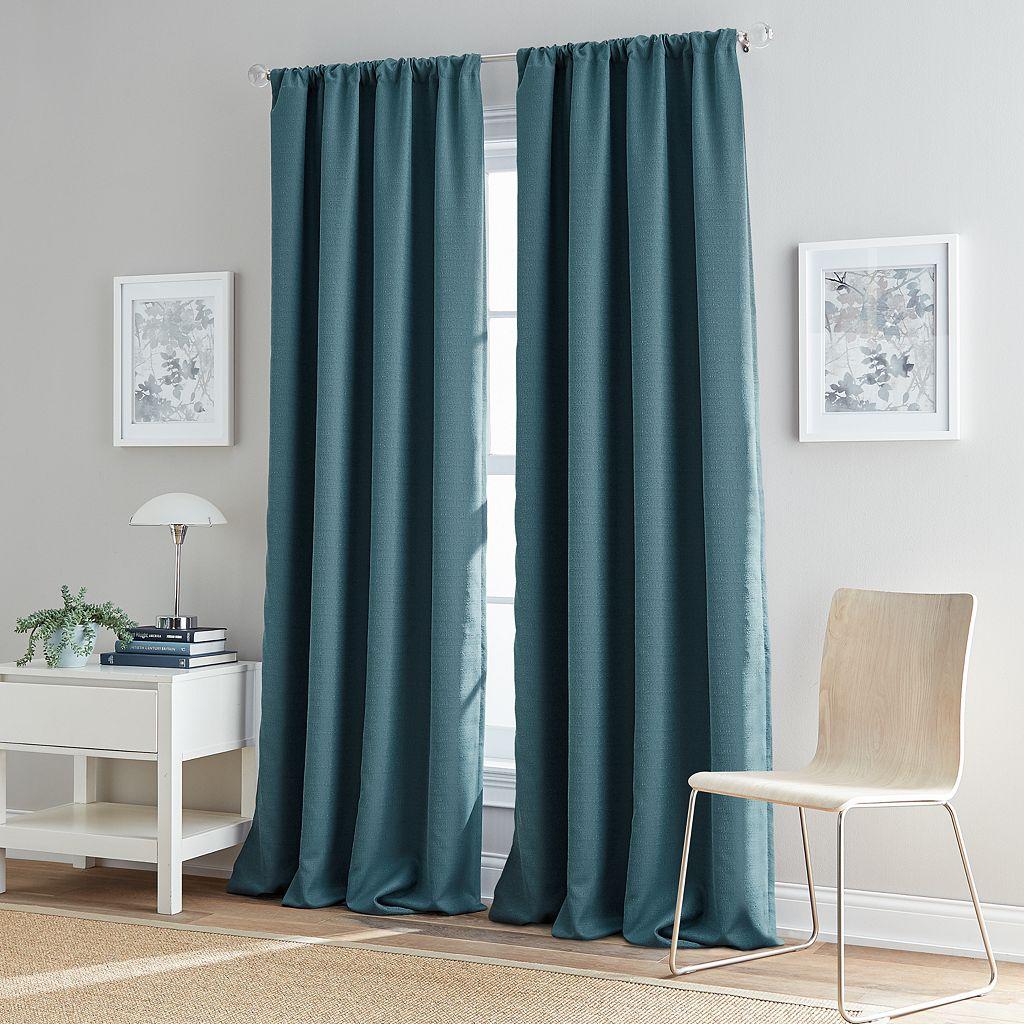 Wilsonville Room Darkening Window Curtain