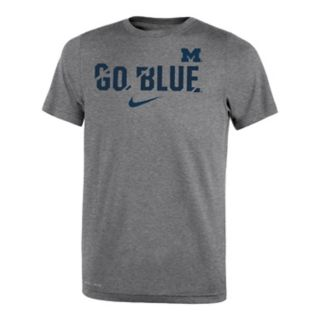Boys 8-20 Nike Michigan Wolverines Legend Icon Tee