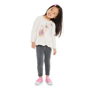 Disney's Tangled Rapunzel Toddler Girl Graphic Long Sleeve Tunic by Jumping Beans®