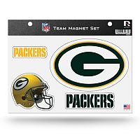 Green Bay Packers Team Magnet Set