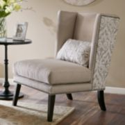 Madison Park Ella Armless Accent Chair