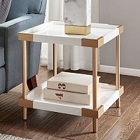 Madison Park Sophia Modern End Table