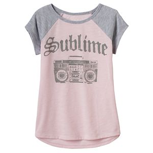 Girls 4-10 Jumping Beans® Sublime Boombox Graphic Tee