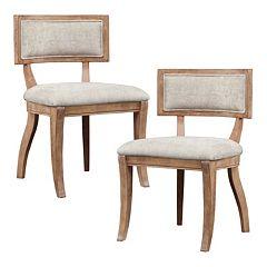 Madison Park Signature Marie Dining Chair 2-piece Set